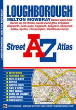 Loughborough Street Atlas - Geographers' A-Z Map Company