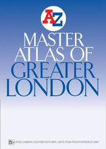 London Master Atlas - Geographers' A-Z Map Company