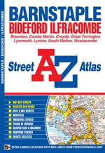 Barnstaple Street Atlas - Geographers' A-Z Map Company