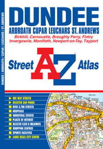 Dundee Street Atlas : Alpenpark Montafon 1:35, 000 - Geographers' A-Z Map Company