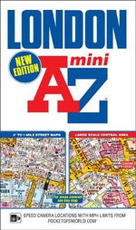 Mini London Street Atlas - Geographers' A-Z Map Company