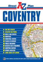 Coventry Street Plan - Geographers' A-Z Map Company