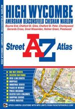 High Wycombe Street Atlas - Geographers' A-Z Map Company