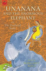 Unanana and the Enormous Elephant : Orchard Myths Ser. - Margaret Mayo