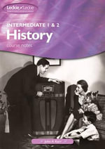 Intermediate 1 and 2 History - John A. Kerr