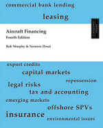 Aircraft Financing - Simon A. D. Hall