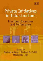 Private Initiatives in Infrastructure : Priorities, Incentives, and Performance