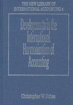 Developments in International Accounting - International Harmonization of Accounting - Christopher Nobes