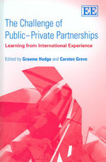 Challenge of Pub-Priv Partners : Learning from International Experience