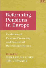 Reforming Pensions in Europe : Evolution of Pension Financing and Sources of Retirement Income