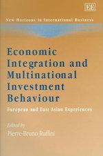 Economic Integration and Multinational Investment Behavior - Pierre-Bruno Ruffini