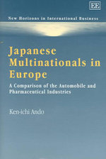 Japanese Multinationals in Europe - Ken-ichi Ando