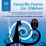 Favourite Poems for Children - Anton Lesser