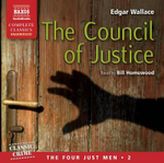 Council of Justice : The Four Just Men - Edgar Wallace