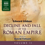 Decline and Fall of the Roman Empire : v. 2 - Edward Gibbon