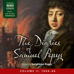 The Diary of Samuel Pepys : Volume 2 - Samuel Pepys