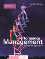 Performance Management : Theory and Practice - Sue Hutchinson