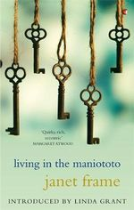 Living in the Maniototo : VMC - Janet Frame