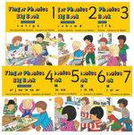 Finger Phonics Big Books 1-7 (in Print Letters) - Sue Lloyd