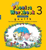 Jolly Phonics Workbook 3 : Jolly Phonics Workbook - Sue Lloyd
