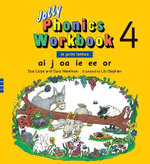Jolly Phonics Workbook 4 : Jolly Phonics Workbook - Sue Lloyd