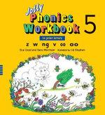 Jolly Phonics Workbook 5 : Jolly Phonics Workbook - Sue Lloyd
