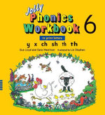 Jolly Phonics Workbook 6 : Jolly Phonics Workbook - Sue Lloyd