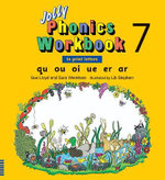 Jolly Phonics Workbook 7 : Jolly Phonics Workbook - Sue Lloyd