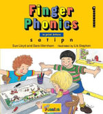 Finger Phonics 1 : In Print Letters - Sue Lloyd