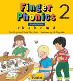 Finger Phonics 2 : In Print Letters - Sue Lloyd