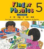Finger Phonics Book 5 (in Print Letters) - Sue Lloyd