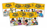 Finger Phonics, Books 1-7 : In Print Letters - Sue Lloyd