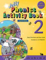 Jolly Phonics Activity Book 2 (in Print Letters) - Sara Wernham