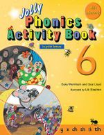Jolly Phonics Activity Book 6 (in Print Letters) - Sara Wernham