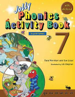 Jolly Phonics Activity Book 7 (in Print Letters) - Sara Wernham
