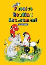 Jolly Phonics Reading Assessment in Print Letters - Sue Lloyd