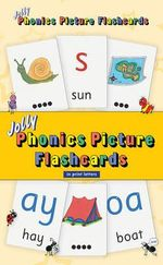 Jolly Phonics Picture Flash Cards - Sara Wernham