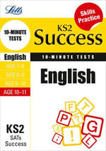 English Age 10-11 : 10-Minute Tests