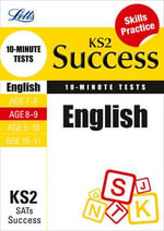 English Age 8-9 : 10-Minute Tests