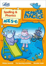Spelling and Phonics Age 5-6 : Age 5-6 - Shareen Mayers