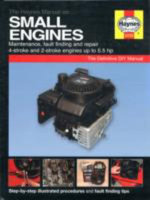 The Haynes Manual on Small Engines - Martynn Randall