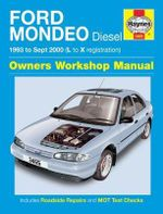 Ford Mondeo Diesel Service and Repair Manual : 1993 to 2000 - R. M. Jex