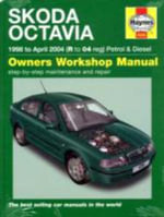 Skoda Octavia Petrol and Diesel Service and Repair Manual : 1998 to 2004 - A. K. Legg