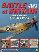 Battle of Britain : Sticker and Activity Book - Matthew Robson