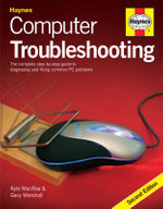 Computer Troubleshooting : The Complete Step-by-step Guide to Diagnosing and Fixing Common PC Problems - Kyle McRae