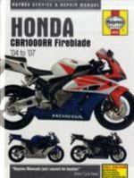 Honda CBR1000RR Service and Repair Manual : 2004 to 2006 - Matthew Coombs