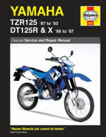 Yamaha TZR125 '87 to '93 and DT125R '88 to '07 : 2003 to 2007