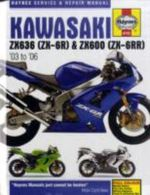 Kawasaki ZX-6R Service and Repair Manual : 2003 to 2006 - Matthew Coombs