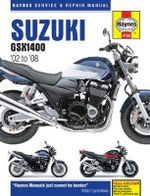 Suzuki GSX1400 Service and Repair Manual : 2002 to 2008 - Matthew Coombs