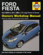 Ford Fiesta Petrol & Diesel Service and Repair Manual : 2008 to 2011 - John S. Mead